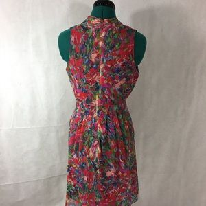 Marc New York Floral Fit and Flare Dress